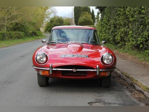 1969 Jaguar E-Type Series II 4.2 2+2, History from new For Sale (picture 2 of 18)
