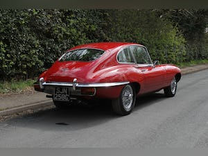 1969 Jaguar E-Type Series II 4.2 2+2, History from new For Sale (picture 6 of 18)