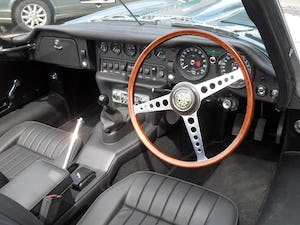 1969 Jaguar E Type Roadster owned by inventor Trevor Baylis For Sale (picture 6 of 7)