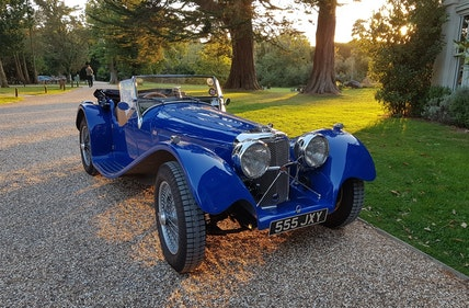 Picture of 2017 JAGUAR SS100 (SUFFOLK REPLICA) For Sale by Auction