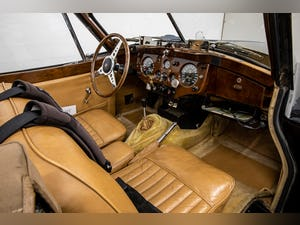 JAGUAR XK140 DROPHEAD COUPE 1955- RALLY PREPARED For Sale (picture 20 of 34)