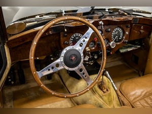 JAGUAR XK140 DROPHEAD COUPE 1955- RALLY PREPARED For Sale (picture 21 of 34)