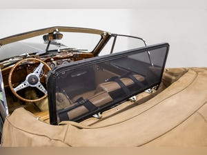 JAGUAR XK140 DROPHEAD COUPE 1955- RALLY PREPARED For Sale (picture 23 of 34)