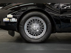 JAGUAR XK140 DROPHEAD COUPE 1955- RALLY PREPARED For Sale (picture 24 of 34)