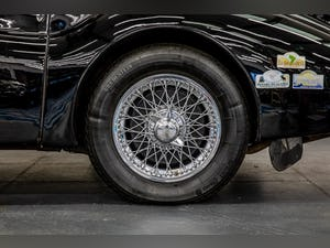 JAGUAR XK140 DROPHEAD COUPE 1955- RALLY PREPARED For Sale (picture 27 of 34)