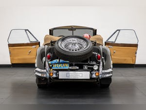 JAGUAR XK140 DROPHEAD COUPE 1955- RALLY PREPARED For Sale (picture 33 of 34)