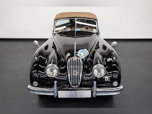 JAGUAR XK140 DROPHEAD COUPE 1955- RALLY PREPARED For Sale (picture 34 of 34)