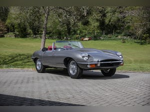 1970 Jaguar E-Type Series II Roadster For Sale (picture 1 of 23)