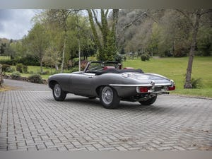 1970 Jaguar E-Type Series II Roadster For Sale (picture 2 of 23)