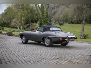 1970 Jaguar E-Type Series II Roadster For Sale (picture 3 of 23)