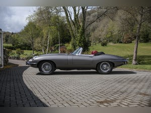 1970 Jaguar E-Type Series II Roadster For Sale (picture 6 of 23)
