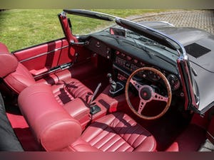 1970 Jaguar E-Type Series II Roadster For Sale (picture 7 of 23)