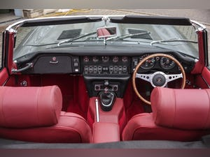 1970 Jaguar E-Type Series II Roadster For Sale (picture 10 of 23)