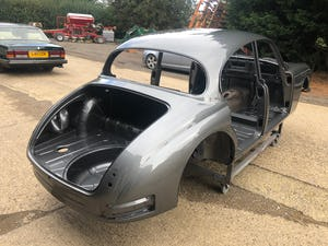 1962 Jaguar MKII 3.8 Sports Saloon For Sale (picture 2 of 13)