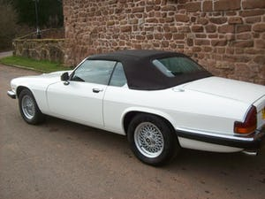 1988 Xjs v12 convertible For Sale (picture 3 of 8)