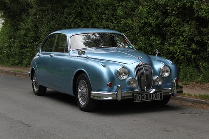 Picture of 1961 Jaguar MkII 2.4 Manual with Overdrive For Sale
