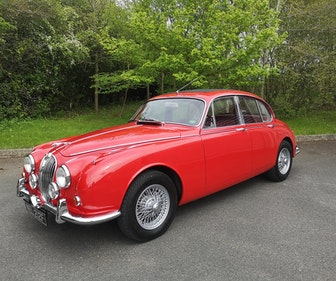 Picture of 1968 Jaguar MK2 3.8 with 5 Speed Gearbox & Power Steering For Sale