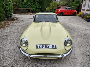 1970 Jaguar E type MK2 coupe For Sale (picture 5 of 10)