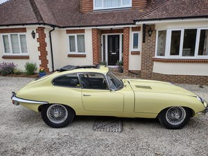 1970 Jaguar E type MK2 coupe For Sale (picture 3 of 10)