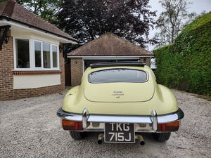 1970 Jaguar E type MK2 coupe For Sale (picture 6 of 10)