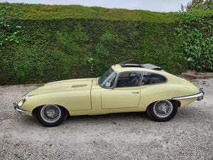 1970 Jaguar E type MK2 coupe For Sale (picture 4 of 10)