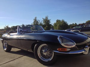 1962 Jaguar E Type Roadster For Sale (picture 1 of 6)