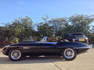 1962 Jaguar E Type Roadster For Sale (picture 2 of 6)