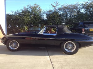 1962 Jaguar E Type Roadster For Sale (picture 4 of 6)