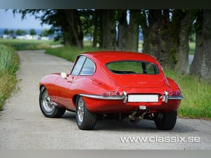 1964 Jaguar E-type Series 1 with 20300 miles from new For Sale (picture 6 of 32)