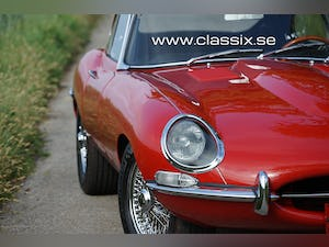1964 Jaguar E-type Series 1 with 20300 miles from new For Sale (picture 7 of 32)
