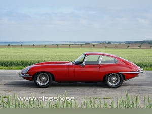 1964 Jaguar E-type Series 1 with 20300 miles from new For Sale (picture 11 of 32)