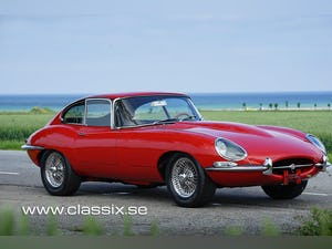 1964 Jaguar E-type Series 1 with 20300 miles from new For Sale (picture 14 of 32)