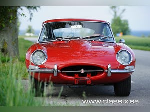 1964 Jaguar E-type Series 1 with 20300 miles from new For Sale (picture 18 of 32)