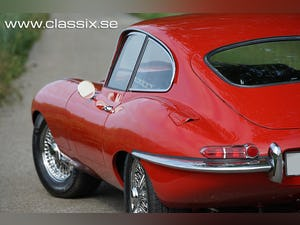 1964 Jaguar E-type Series 1 with 20300 miles from new For Sale (picture 21 of 32)