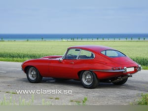 1964 Jaguar E-type Series 1 with 20300 miles from new For Sale (picture 23 of 32)