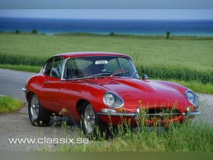 1964 Jaguar E-type Series 1 with 20300 miles from new For Sale (picture 28 of 32)