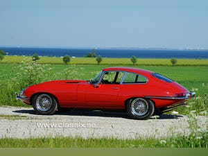 1964 Jaguar E-type Series 1 with 20300 miles from new For Sale (picture 29 of 32)
