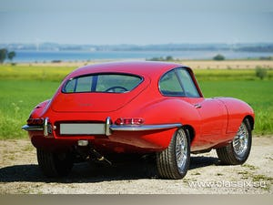 1964 Jaguar E-type Series 1 with 20300 miles from new For Sale (picture 30 of 32)