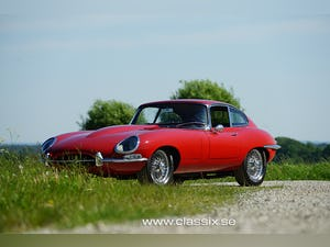 1964 Jaguar E-type Series 1 with 20300 miles from new For Sale (picture 32 of 32)