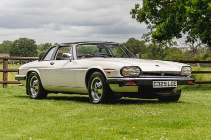 Picture of 1986 Jaguar XJ-SC - Stunning and just 77000 miles For Sale by Auction