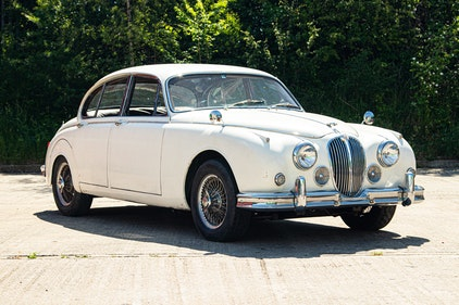 Picture of 1961 Jaguar MK2 3.8 Man Overdrive For Sale by Auction