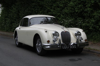 Picture of 1957 Jaguar XK150 3.4 FHC - Beautifully Presented For Sale