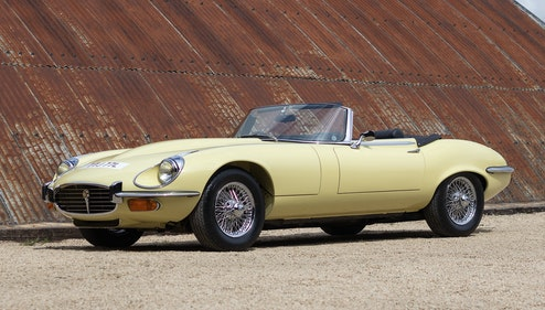Picture of 1972 Jaguar E-Type Series III V12 Roadster For Sale