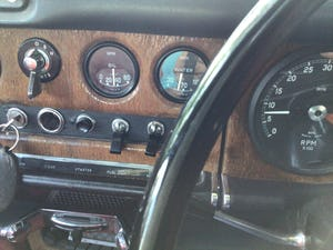 JAGUAR 420 1968  MAN/OVERDRIVE STUNNING Wire Wheels For Sale (picture 12 of 19)