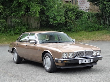 Picture of 1989 Jaguar XJ6 2.9 For Sale By Auction For Sale