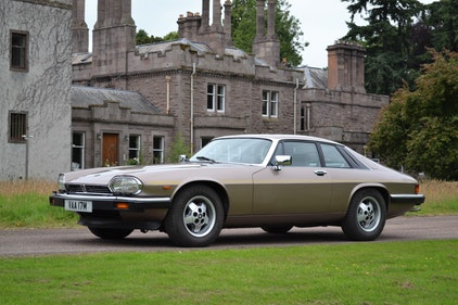 Picture of 1984 Jaguar XJ-S 5.3 HE For Sale by Auction