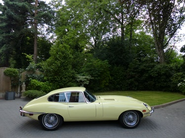 Picture of 1968 JAGUAR E-TYPE 4.2 S2 FHC 2 SEATER LHD For Sale