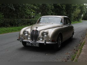 1967 Jaguar S-Type 3.4 Manual O/D For Sale (picture 3 of 18)
