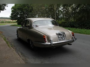 1967 Jaguar S-Type 3.4 Manual O/D For Sale (picture 4 of 18)