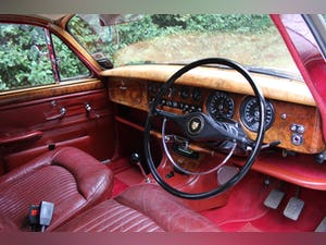 1967 Jaguar S-Type 3.4 Manual O/D For Sale (picture 8 of 18)